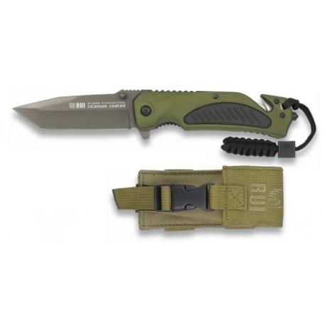 """Nôž otvárací """"RUI"""" 19580 - titanium"""