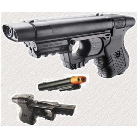 "Nesmrtiaca zbraň - ""JPX JET PROTECTOR"""