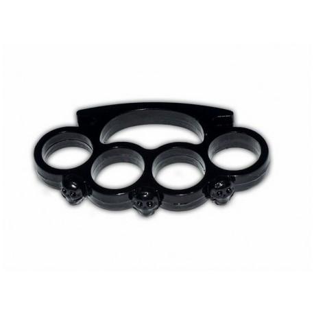 Boxer H01 s lebkami čierny