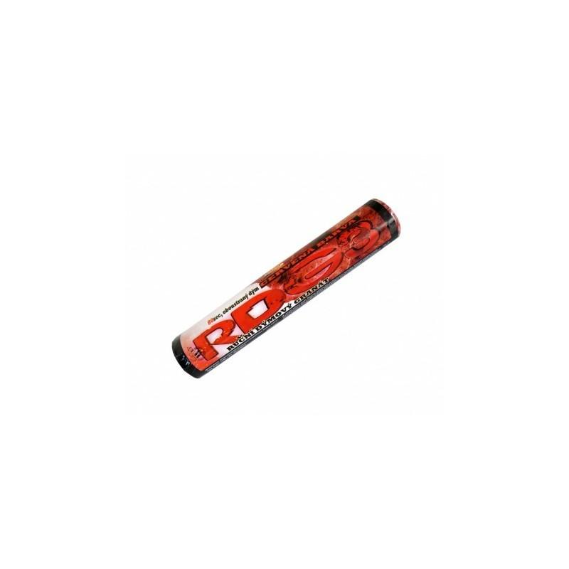 Dymovnica RDG3 80s P1 - červená