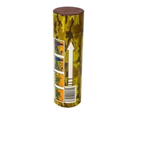 Dymovnica škrtacia PRIVATEX PYRO PE264, 60s P1 - žltá