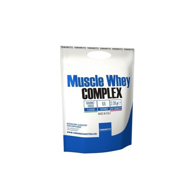 Muscle Whey COMPLEX - Yamamoto