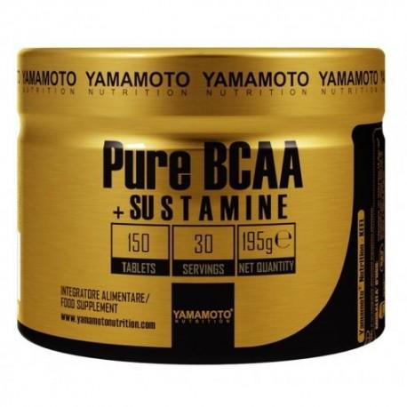 Pure BCAA + SUSTAMINE - Yamamoto