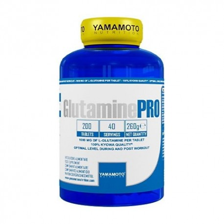 Glutamine Pro - Yamamoto