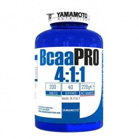 BCAA Pro 4:1:1 - Yamamoto
