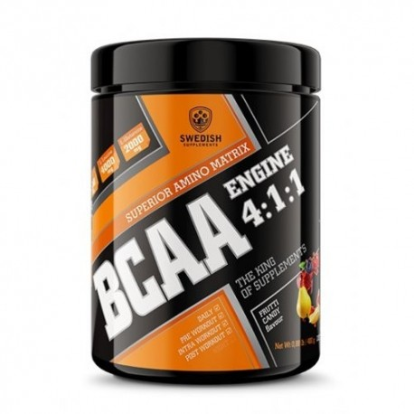 BCAA Engine 4:1:1 - Swedish Supplements