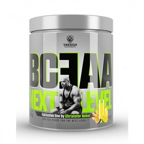 BCEAA Next Level - Swedish Supplements