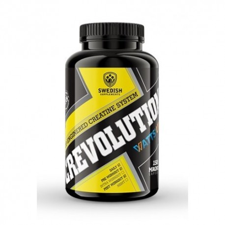 Crevolution Magnum Caps - Swedish Supplements