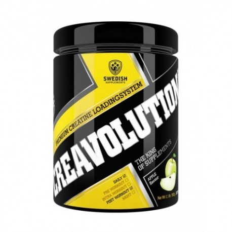 Creavolution - Swedish Supplements