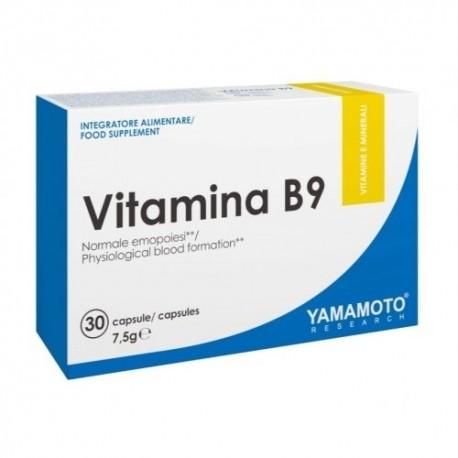 Vitamina B9 - Yamamoto