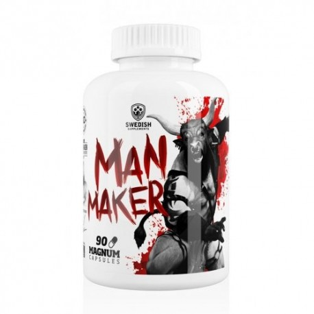 Man Maker - Swedish Supplements