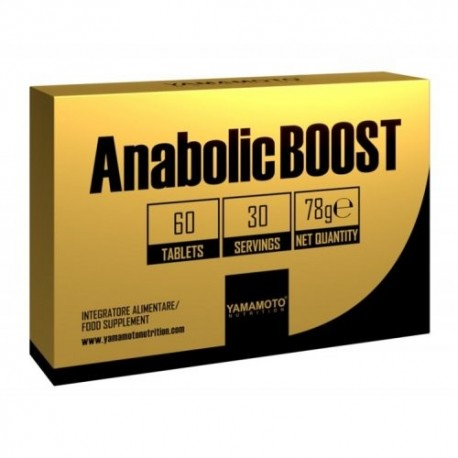 AnabolicBOOST - Yamamoto