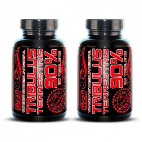 1+1 Zadarmo: Tribulus Terrestris 90% od Best Nutrition