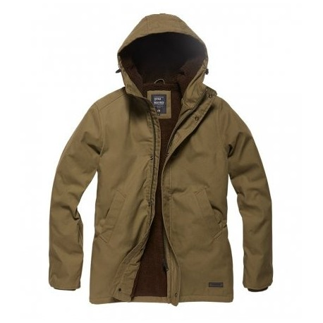 Bunda parka VINTAGE INDUSTRIES Killick - forest