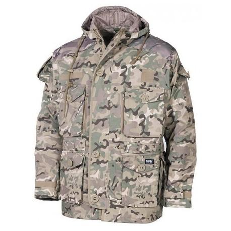 Kabát commando MFH Smock RIP/STOP 03482X - operation camo