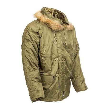 Kabát RTX N3B - olivový