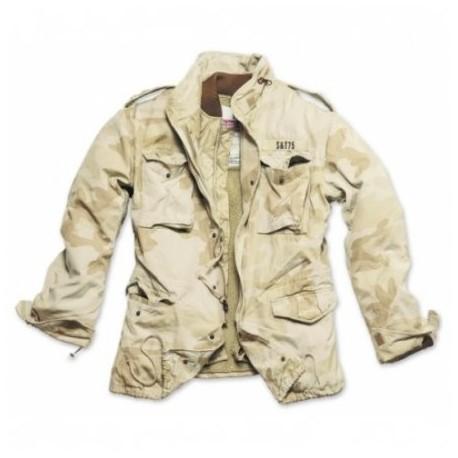 Kabát Surplus M-65 Regiment - desertstorm