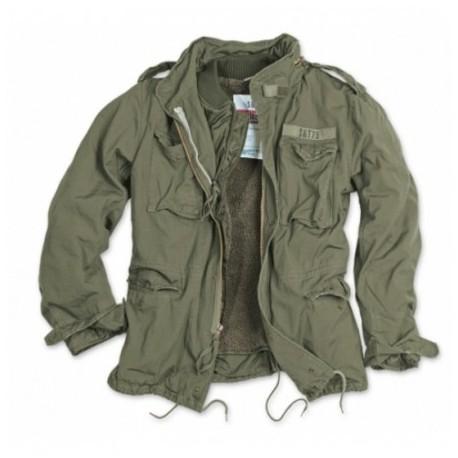 Kabát Surplus M-65 Regiment - olivový