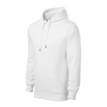 MIKINA Basic s kapucňou - biela