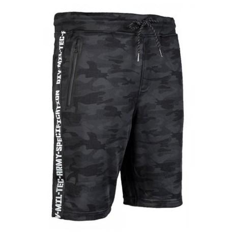 KRAŤASY MIL-TEC short - dark camo