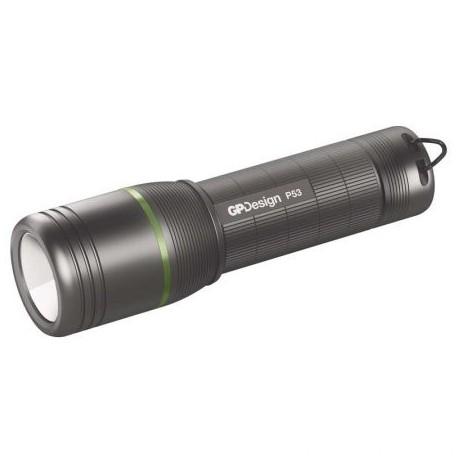 Svietidlo ručné GP Design P53 5W LED Cree XP-G2, P8403 - titán