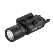 Svietidlo na pištoľ OPSMEN Fast 401 Ultra Weapon Light, 800lm - čierne