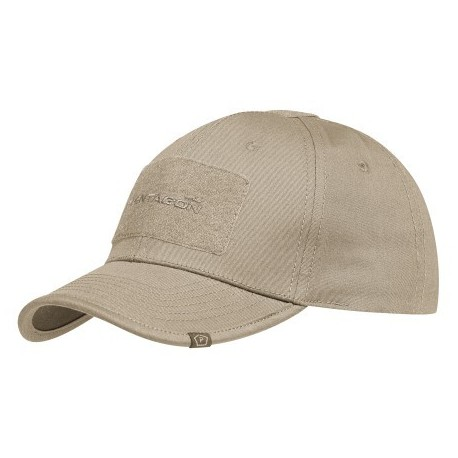 Šiltovka PENTAGON Tactical BB Cap - khaki