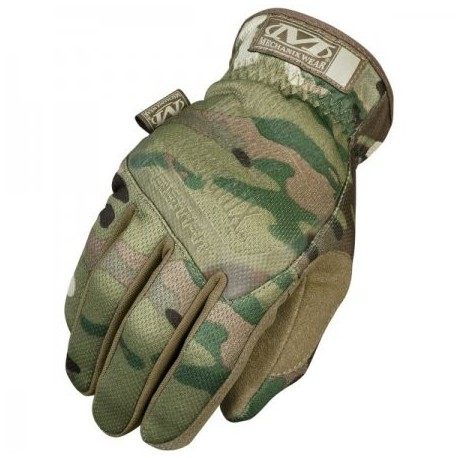 Rukavice taktické MECHANIX FastFit Covert - multicam