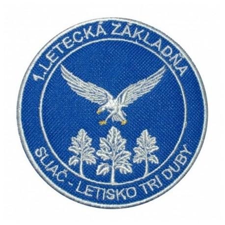 """Nášivka """"Sliač - Letisko Tri Duby"""" 8,5cm so SZ"""