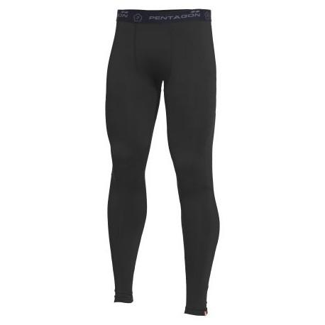 Nohavice funkčné PENTAGON Kissavos, termo - čierne