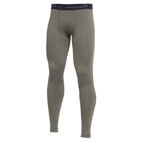 Nohavice funkčné PENTAGON Kissavos, termo - olivové