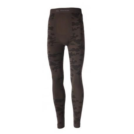 Spodky termo SEAM Pants, pánske - camo