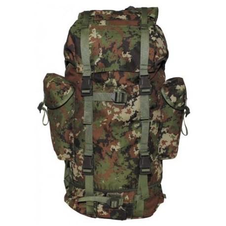 "Ruksak ""Tactical"" MFH 30273V 55L - BW fleck"