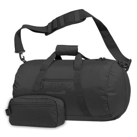 Taška prepravná PENTAGON Kanon Duffle Bag - čierna