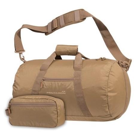 Taška prepravná PENTAGON Kanon Duffle Bag - coyote