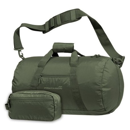 Taška prepravná PENTAGON Kanon Duffle Bag - olivová