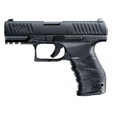 """Airsoftová manuálna pištoľ """"Walther P99 PPQ"""" - kovový záver BB 6mm"""