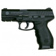 Airsoftová manuálna pištoľ TAURUS PT 24/7 kal. 6mm BB - čierna