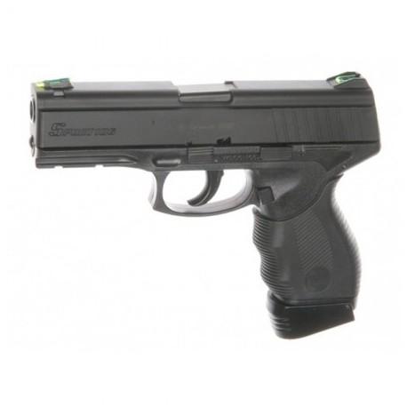 "Airsoftová CO2 pištoľ ""ASG Sport 106"" - čierna BB 6mm"