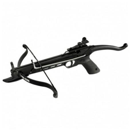 """Kuša pištoľová reflexná """"Beast Hunter Cobra 80lb"""" - čierna"""