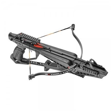 Kuša reflexná Ek-Archery COBRA R9, 90lb - čierna